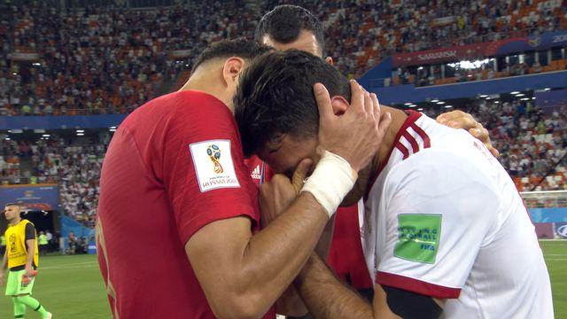 Résumé de Iran - Portugal (1-1)