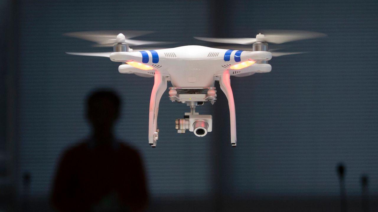 De nombreux facteurs ont fait de la Suisse un leader dans le développement des drones professionnels. [Kin Cheung - AP/Keystone]