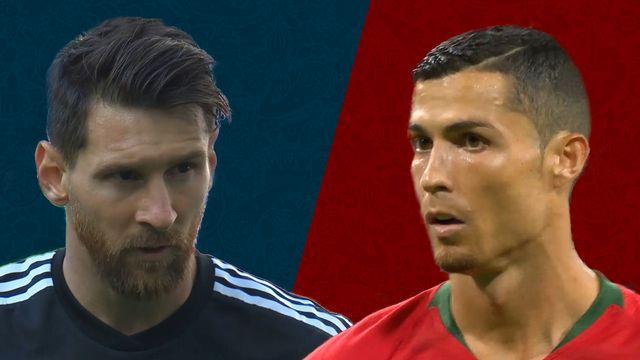 Messi - Ronaldo: pas si facile de mettre un penalty