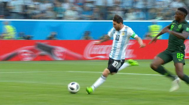 Résumé de Nigéria - Argentine