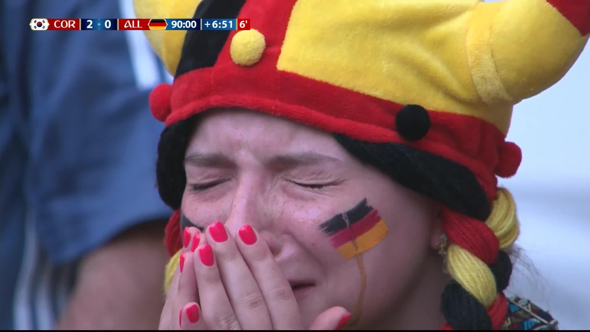 Allemagne : Löw restera même en cas d'élimination