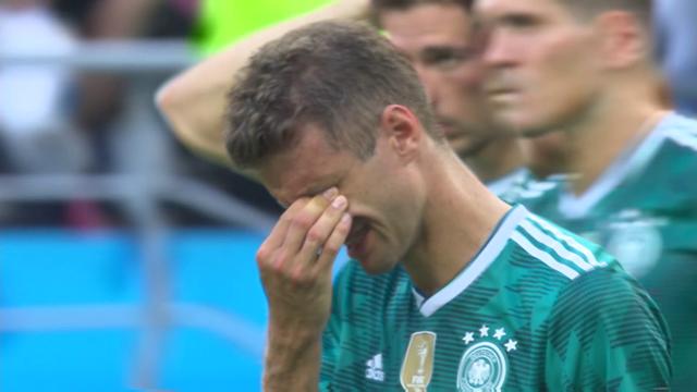 Résumé de Corée du Sud - Allemagne (2-0)
