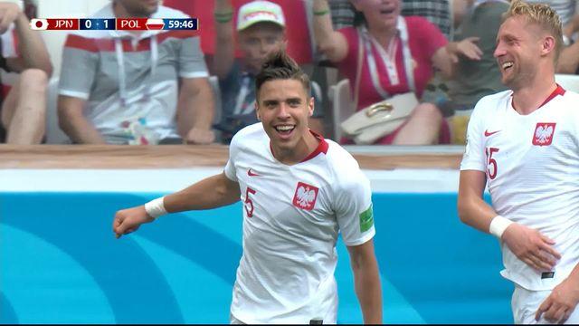 Gr.H, Japon - Pologne (0-1): 59e, Bednarek ouvre le score [RTS]