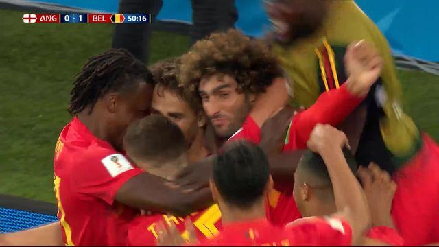 Gr.G, Angleterre – Belgique (0-1): 51e, Januzaj [RTS]