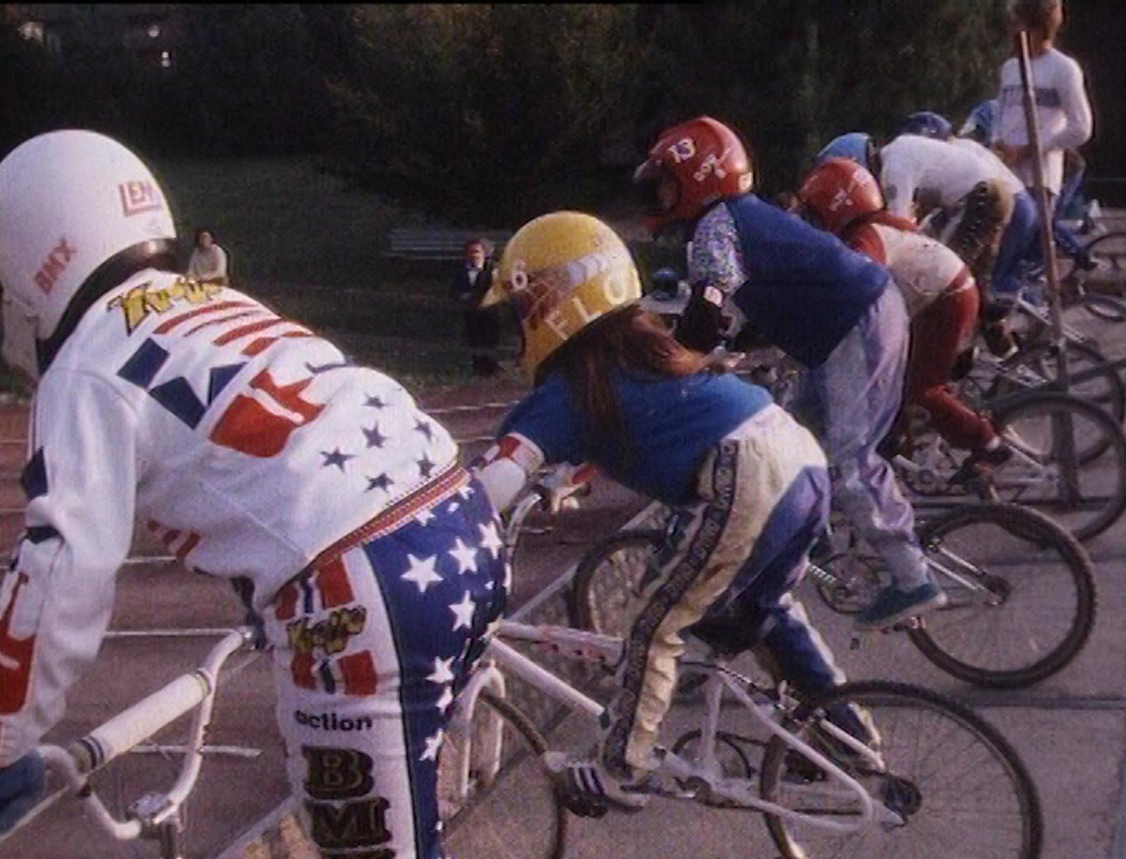 Leur passion, c'est le BMX!