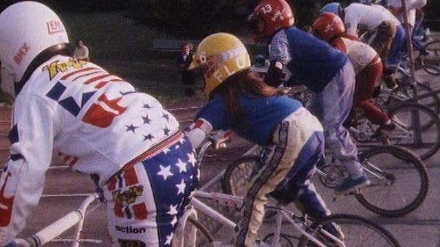 Leur passion, c'est le BMX! [RTS]