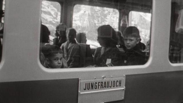 Le beau voyage au Jungfraujoch [RTS]