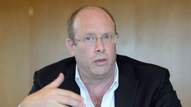 Philip Jaffé a été élu à la tête du Comité des droits de l'enfant de l'ONU. [Martial Trezzini - Keystone]