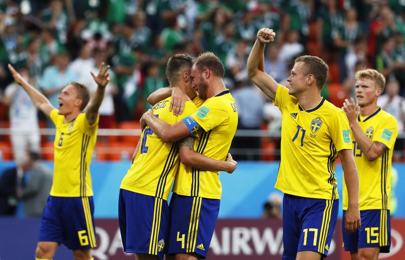 Quel pronostic pour Suède-Suisse ?