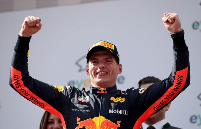 Max Verstappen a remporté sa première course de la saison. [Georg Hochmuth - Keystone]