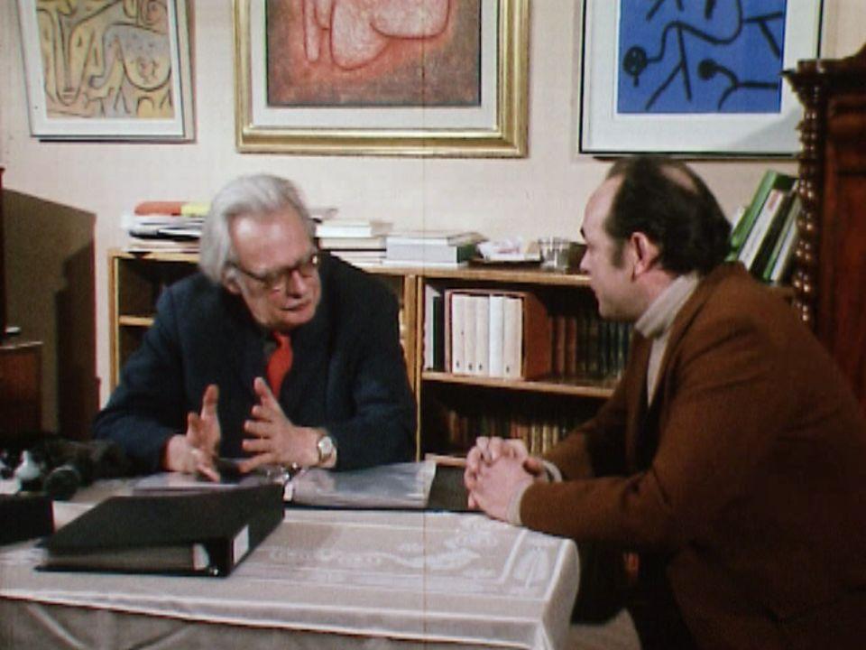 Le fils de Paul Klee raconte ses souvenirs qu'il a de son père. [RTS]