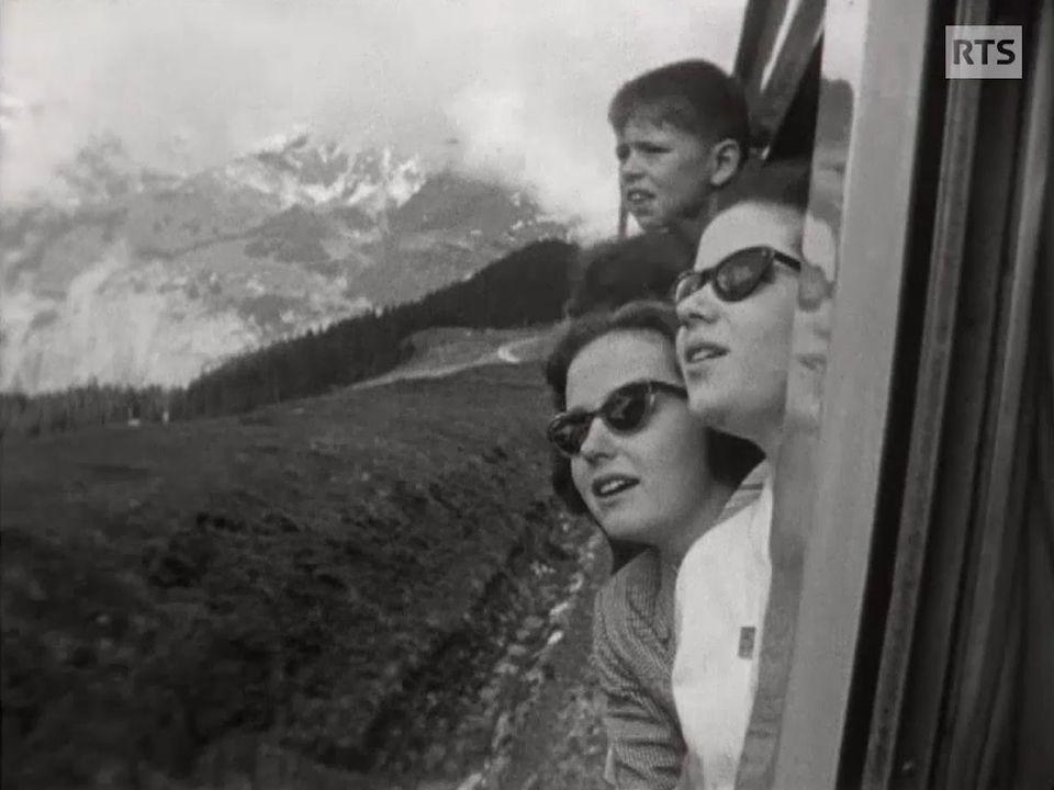 Le voyage à la Jungfrau [RTS]