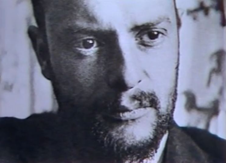 Un portrait de Paul Klee.