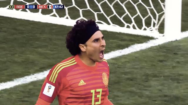 Ochoa vs Brésil: le match presque parfait