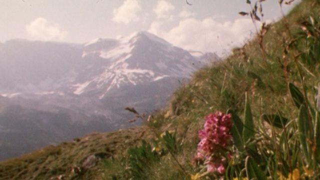 Le Tour des Combins en 1979. [RTS]