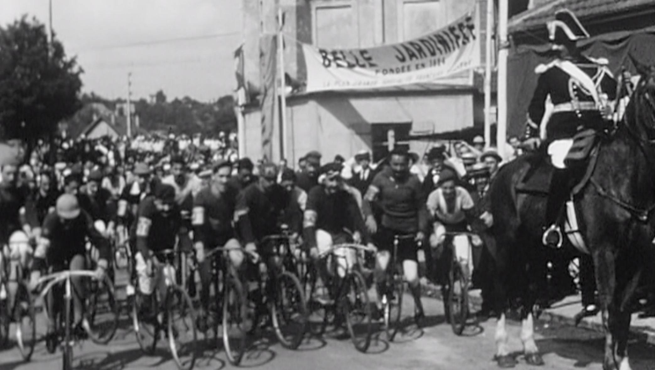 Le premier Tour de France