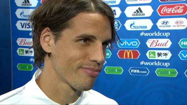 1-8, Suède – Suisse (1-0): la déception de Yann Sommer après le match [RTS]