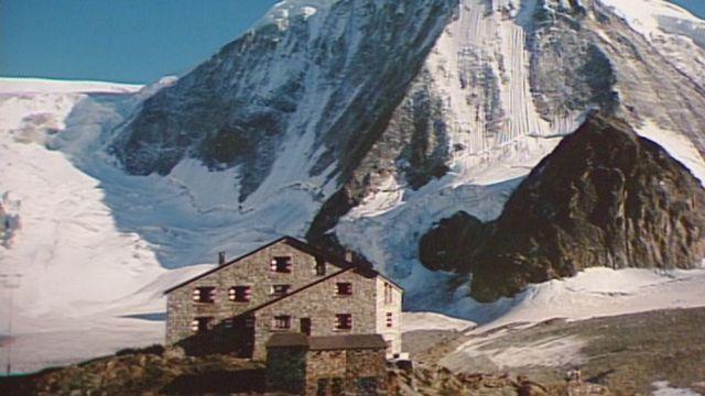 Le club de randonnées du Val d'Hérens [RTS]
