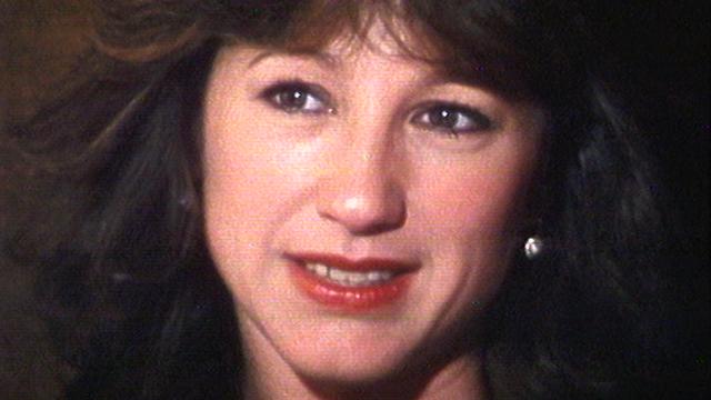 L'actrice Nathalie Baye en interview en 1983. [RTS]