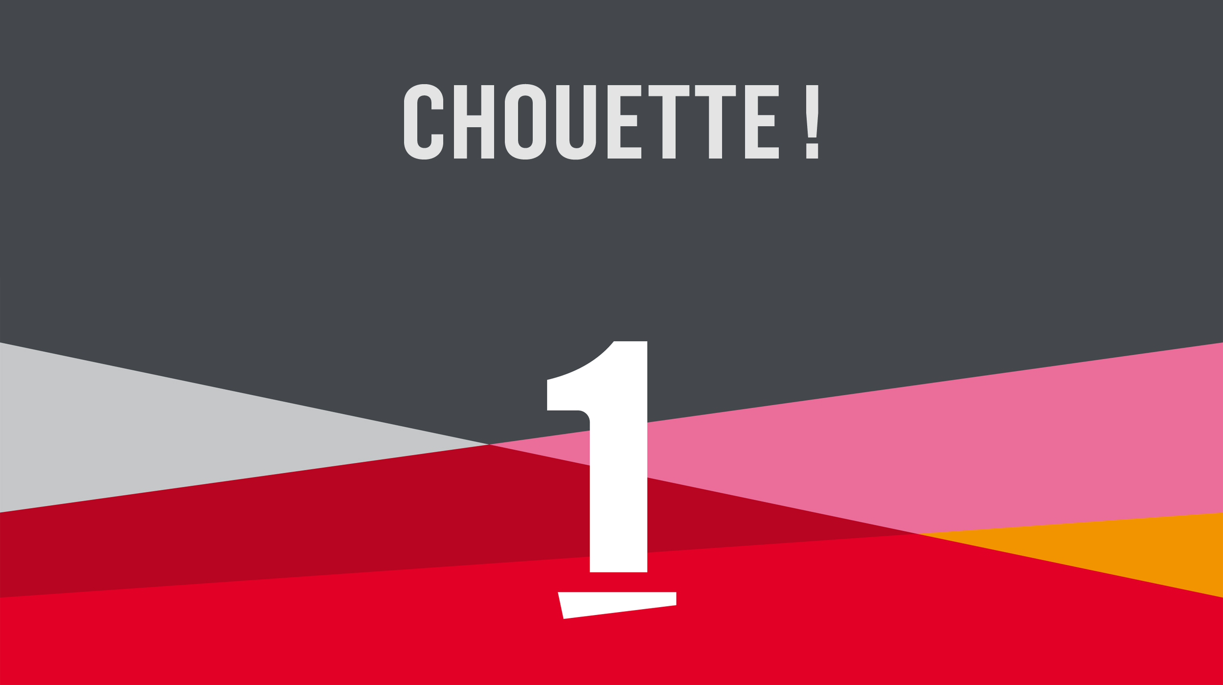 Logo Chouette ! [RTS]