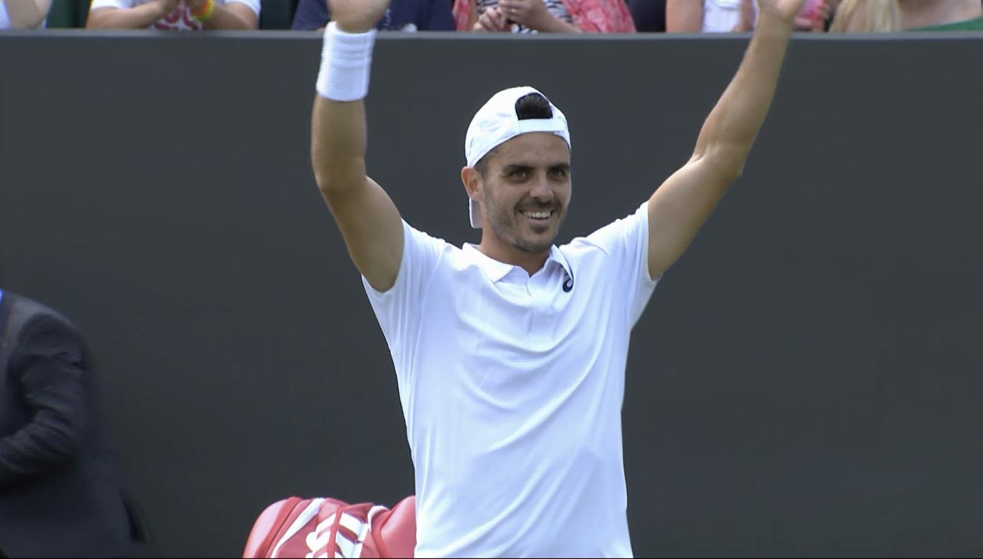 Une défaite frustrante pour Wawrinka — Wimbledon