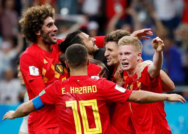 La Belgique a arraché la qualification à la 94e