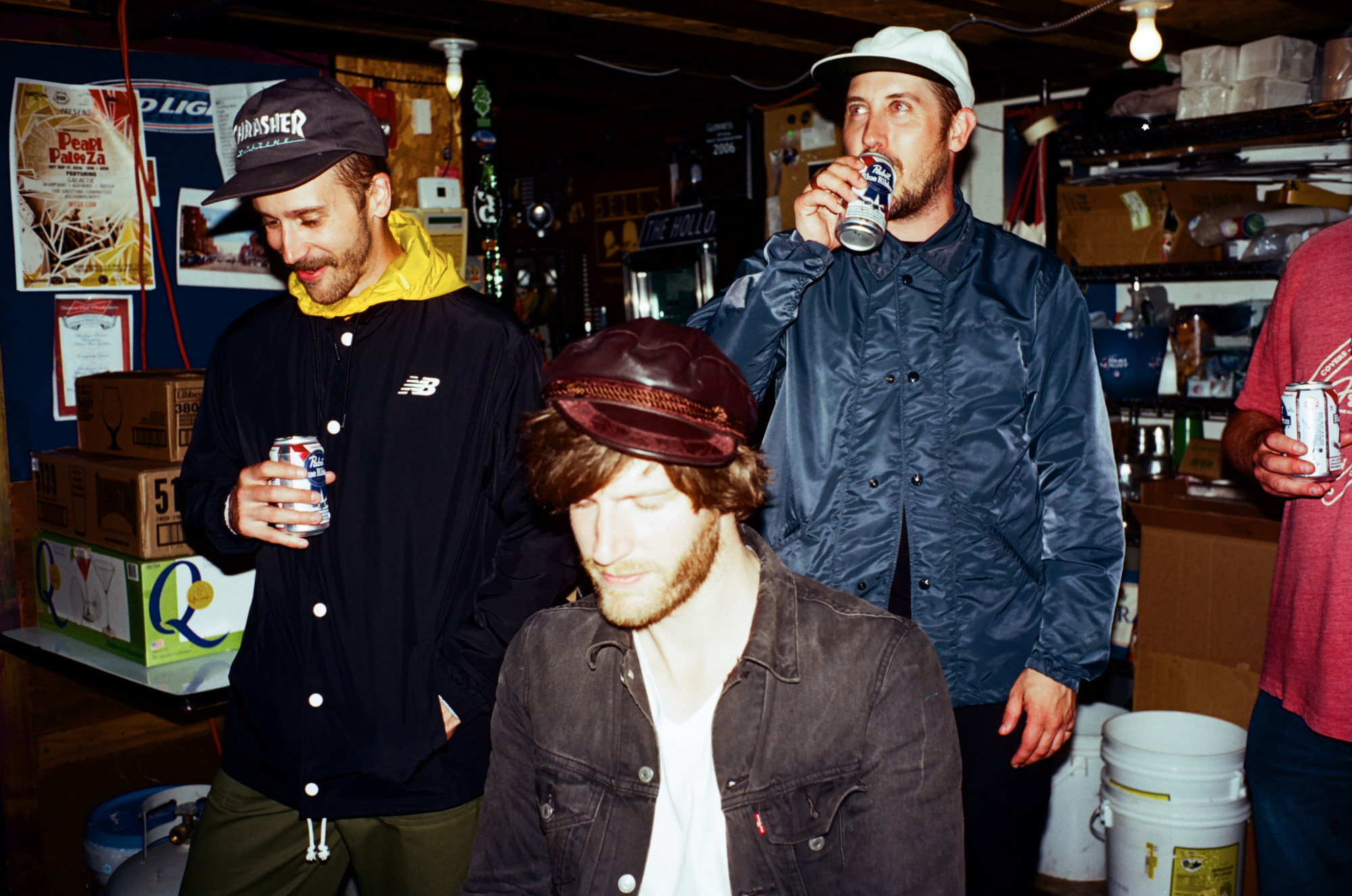 Le groupe Portugal the Man.