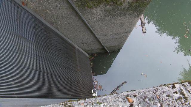 VD : la Ville de Lausanne produit de l'électricité grâce à l'eau d'une rivière souterraine [RTS]