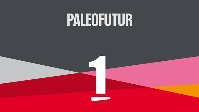 Logo Paléofutur [RTS]