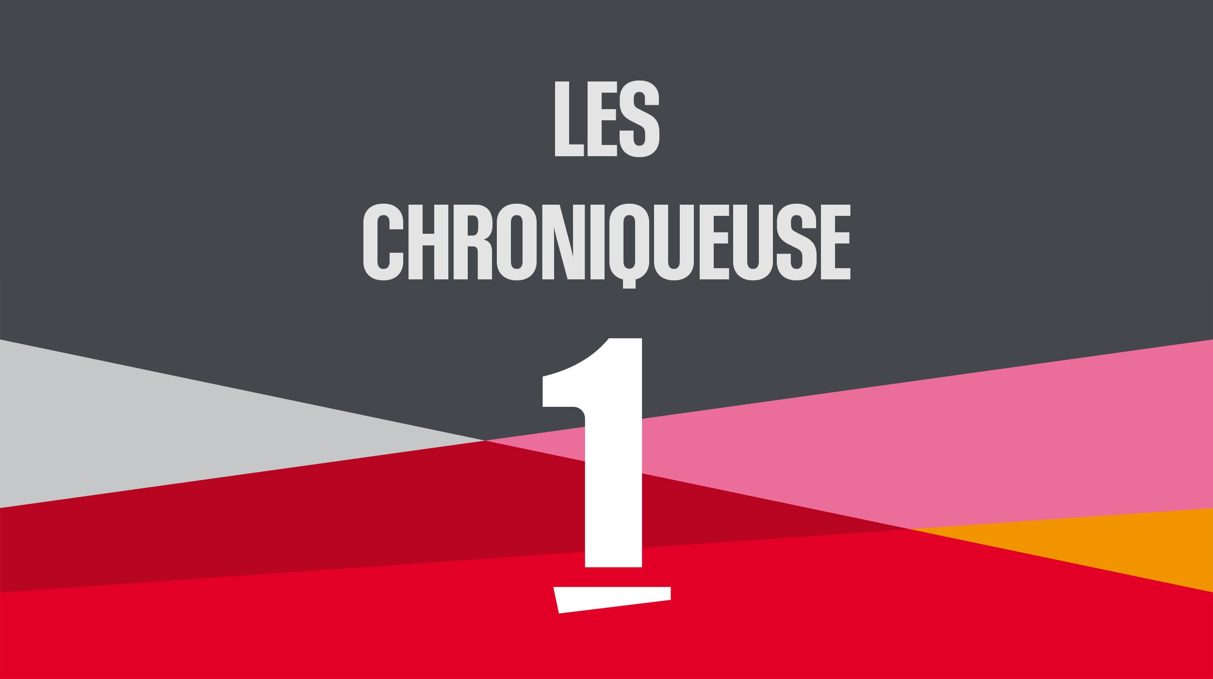 Logo Les chroniqueuses [RTS]