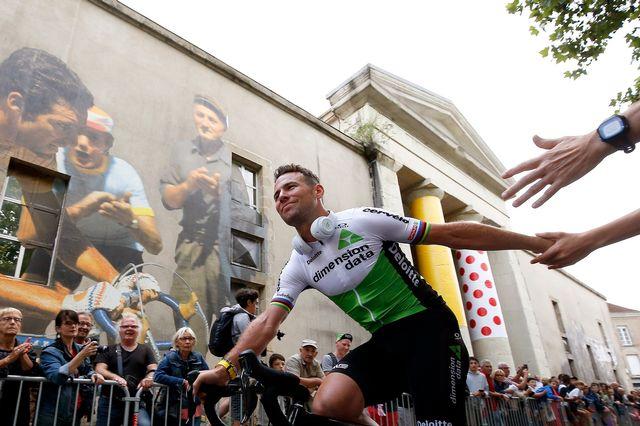 Tour de France 10ème étape Annecy - Le Grand-Bornand [SEBASTIEN NOGIER - Keystone]