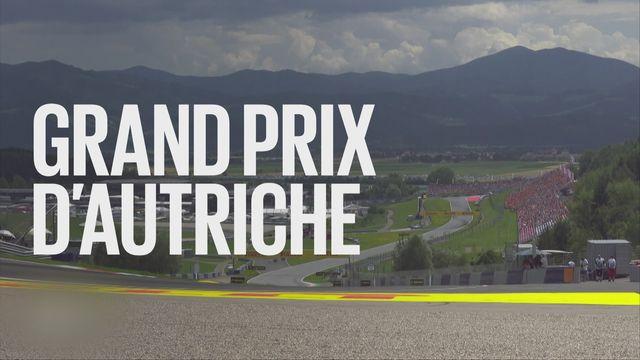 Bande-annonce: Automobilisme F1 Grand Prix d'Autriche (essais-course) du 30.06-1.07.2018 [RTS]