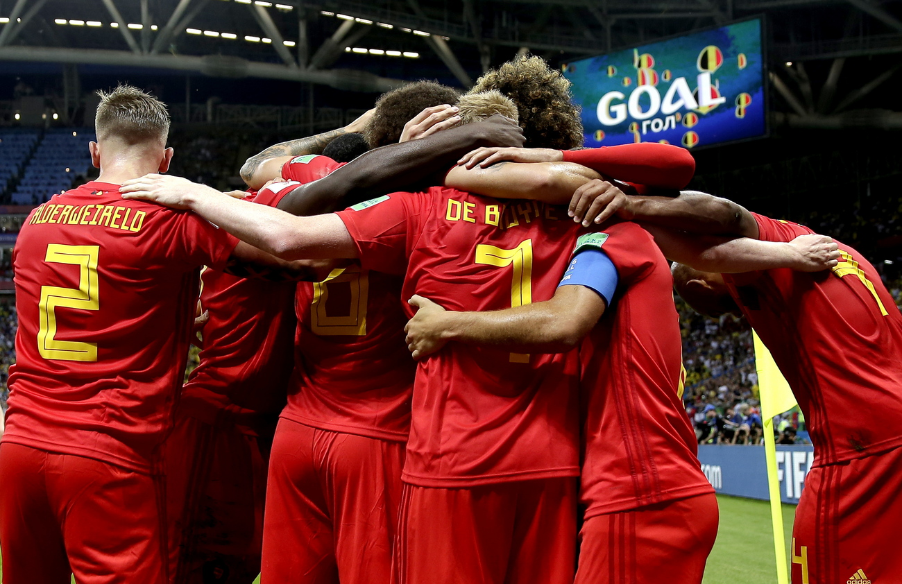 Mondial 2018: Hazard signe le record de dribbles sur un match