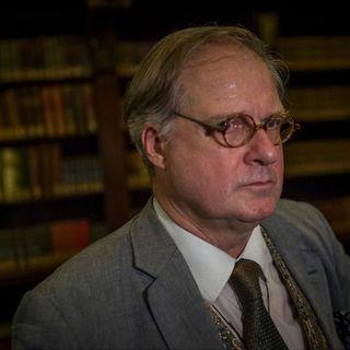 James Bradburne, directeur de la Brera à Milan. [NurPhoto - Antonio Masiello]