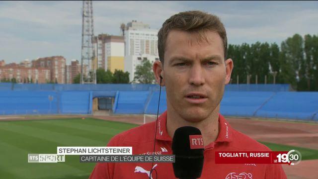 Football, les binationaux de l'équipe de Suisse: L'ASF relativise les propos d'Alex Miescher [RTS]