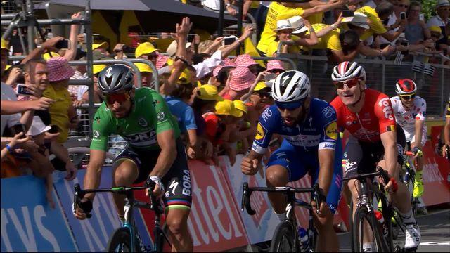 4e étape: Gaviria (COL) remporte sa deuxième victoire au sprint [RTS]