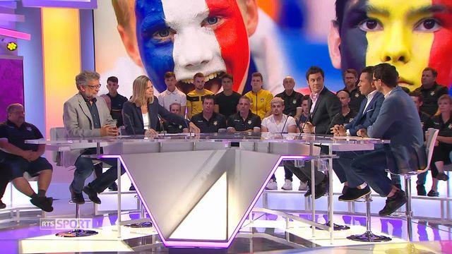 France - Belgique [RTS]