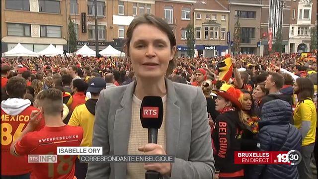 """Isabelle Ory """"Ce soir on est très loin de la neutralité suisse"""" [RTS]"""