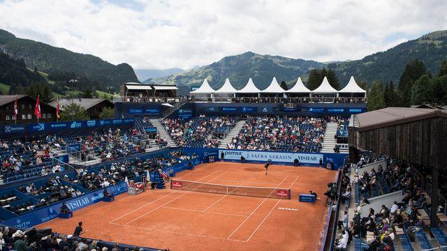 Tennis: ATP Swiss Open 1/16-finals NB1500 (Gstaad) [Peter Schneider - Keystone ]