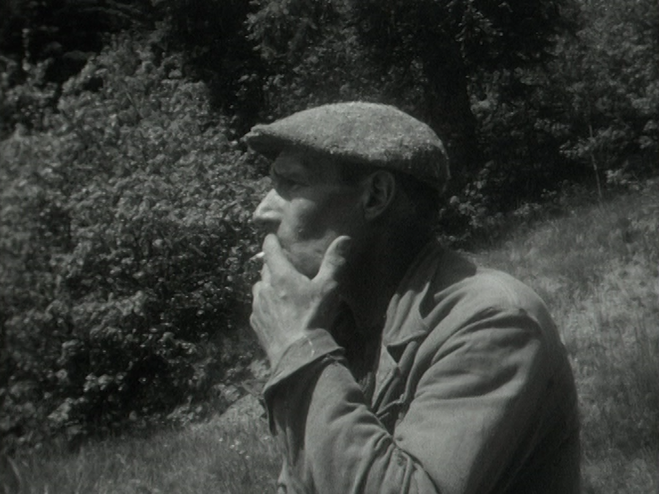 Le gardien du bisse, 1962. [RTS]