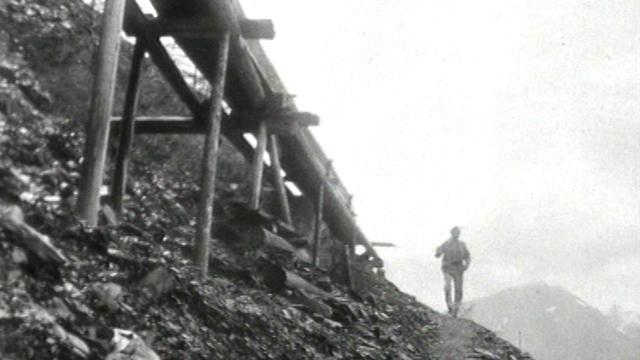 Bisses valaisans, 1963. [RTS]