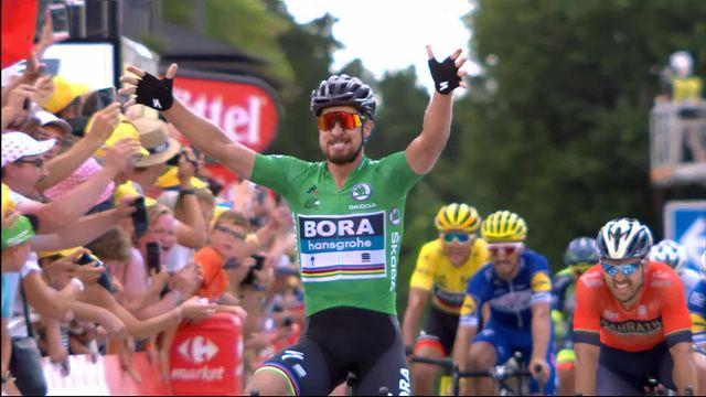5e étape: deuxième victoire pour Peter Sagan (SVK) dans ce tour [RTS]