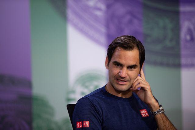 """Federer: """"C'est surtout après le troisième set que cela n'a pas fonctionné"""" [Florian Eisele - Keystone]"""