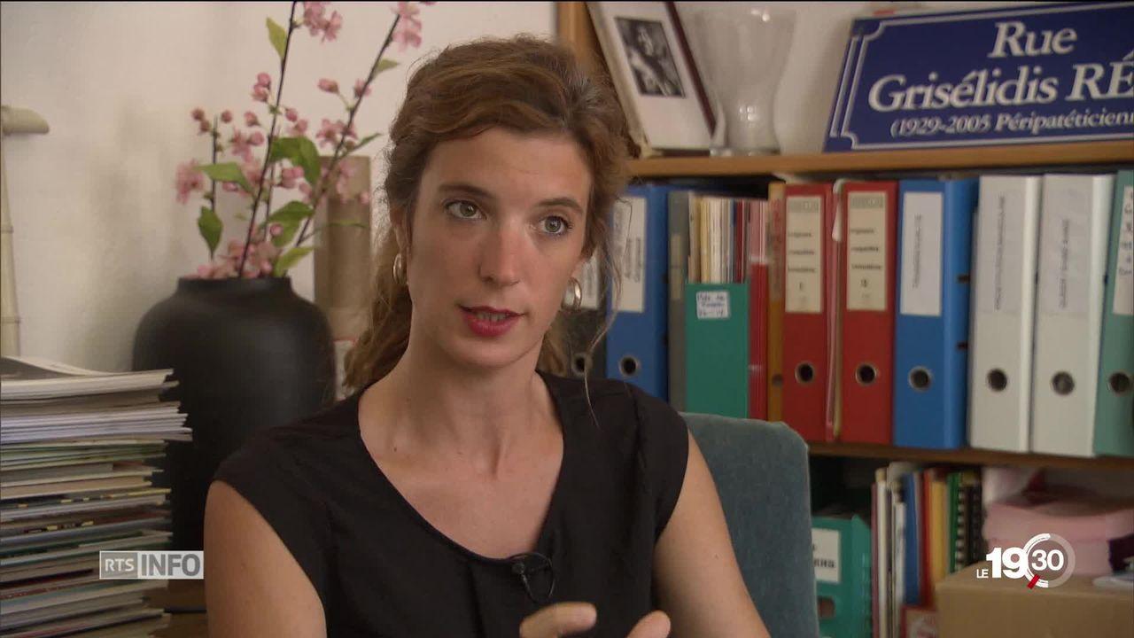 La traite d'êtres humains devant le Tribunal régional Jura Trois Lacs. Le débat de fond sur la prostitution reprend en Suisse. [RTS]