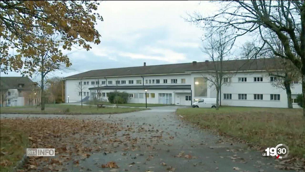 Nouvelles révélations sur le scandale lié au centre de requérants d'asile de Perreux [RTS]