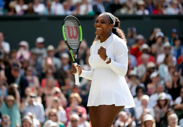 Serena Williams retrouvera Angelique Kerber en finale. [Nic Bothma - Keystone]