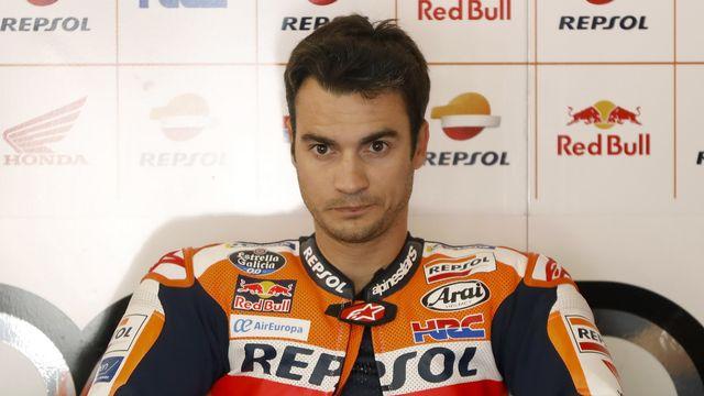 L'Espagnol Dani Pedrosa a gagné 54 Grands Prix, dont 31 en MotoGP. [Andreu Dalmau - Keystone]