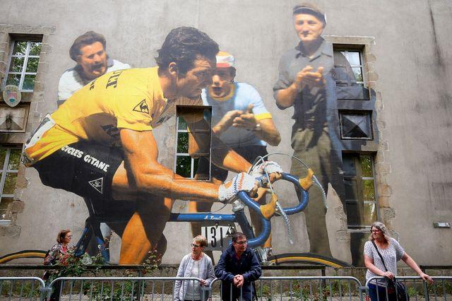 Tour de France 11ème étape Albertville - La Rosière [SEBASTIEN NOGIER - Keystone]