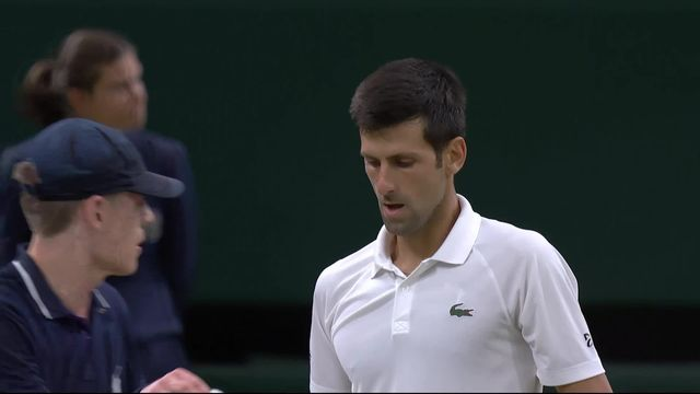 1-2, N.Djokovic (SRB) – R.Nadal (ESP) (6-4, 3-6, 7-6) [RTS]