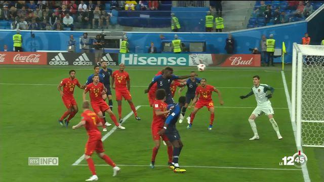 Page spéciale Coupe du Monde [RTS]